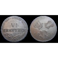 František II. VI grajciar 1804 H