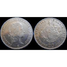 Ferdinand V. 20 grajciar 1846 B