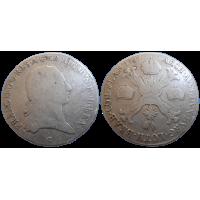 František II. Krížový 1/2 Toliar 1797 C