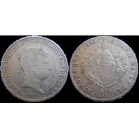 Ferdinand V. 20 grajciar 1839 B