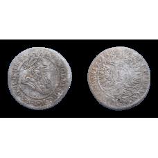 Leopold I. 1 grajciar 1698 MMW