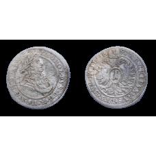 Leopold I. 1 grajciar 1697 Opolie