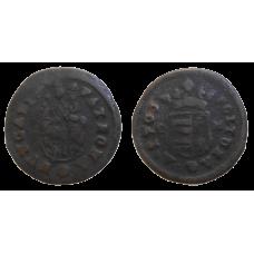František II. Rákoci poltura 1706 CM