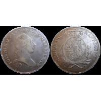 Jozef II. 1 Scudo 1785 LB