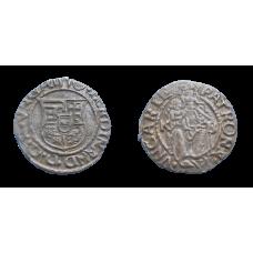 Ferdinand I. denár 1550 KB