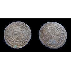 Ferdinand I. denár 1557 KB
