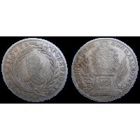 Mária Terézia 10 grajciar 1765 KB