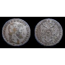 Ferdinand V. 3 grajciar 1836 A