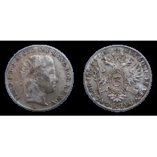 Ferdinand V. 3 grajciar 1838 A