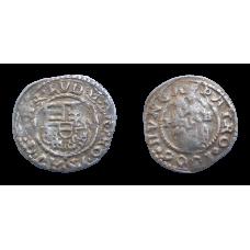 Rudolf II. denár 1606 KB
