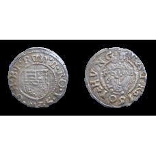 Rudolf II. denár 1601 KB