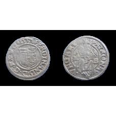 Ferdinand I. denár 1537 KB