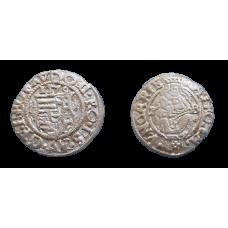Rudolf II. denár 1579 KB