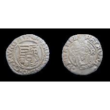 Ferdinand I. denár 1548 KB