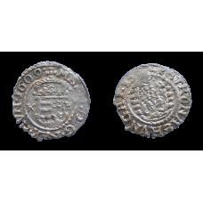 Matej II. denár 1609 KB