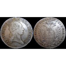 František II. 1/2 Toliar 1815 A