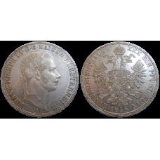 František Jozef I. Spolkový toliar 1858 A