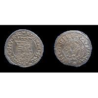 Maximilián II. denár 1565 KB
