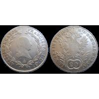 František II. 20 grajciar 1813 A
