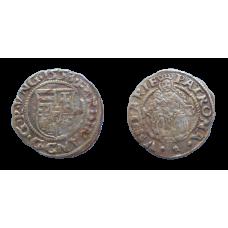 Ferdinand I. denár 1553 KB