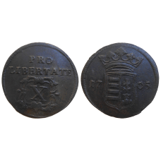 František II. Rákoci X poltura 1705