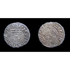 Ferdinand I. denár 1551 KB
