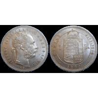 František Jozef I. 1 zlatník 1881 KB