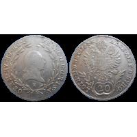 František II. 20 grajciar 1794 E
