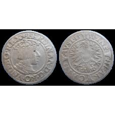 Ferdinand I. 3 grajciar 1551 Viedeň