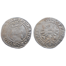 Ferdinand I. 3 grajciar 1557 Viedeň
