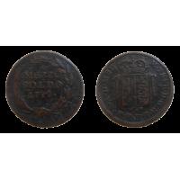 Mária Terézia 1/2 Soldo 1777