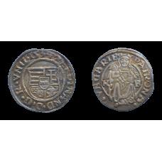 Ferdinand I. denár 1534 KB