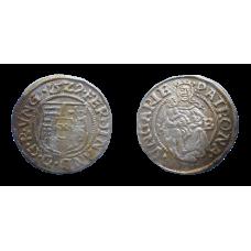 Ferdinand I. denár 1529 KB