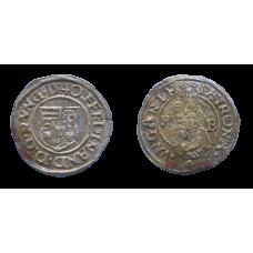Ferdinand I. denár 1540 KB