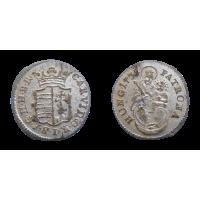 Karol VI. denár