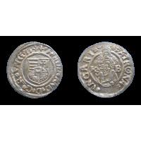 Ferdinand I. denár 1544 KB