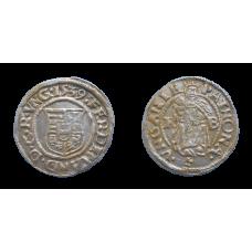 Ferdinand I. denár 1539 KB