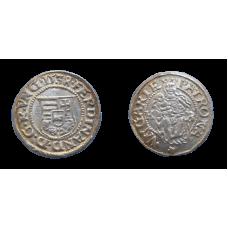 Ferdinand I. denár 1538 KB