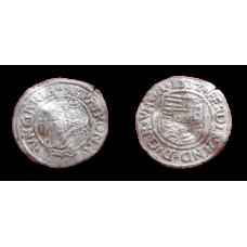 Ferdinand I. denár 1532 KB