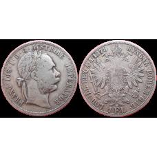 František Jozef I. 1 zlatník 1878 bz