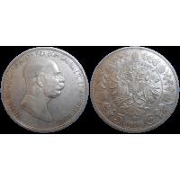 František Jozef I. 5 koruna 1909 bz