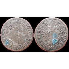 Leopold I. 3 grajciar 1701 FN