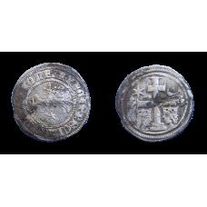 Bela IV. slavónsky denár
