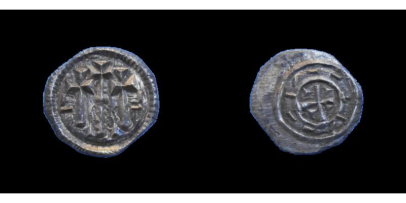Štefan II. denár H 47