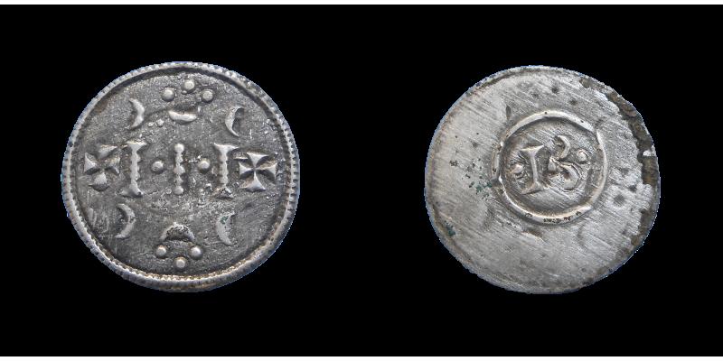 Štefan III. denár H 174