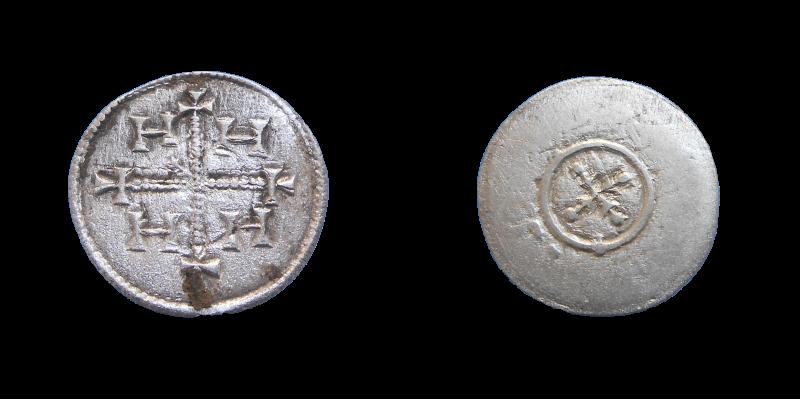 Gejza II. denár H 117