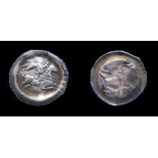 Belo IV. Brakteát H 195