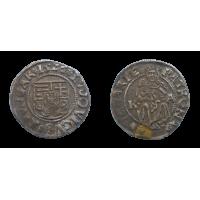 Ľudovít II. Jagelovský denár 1526 KA