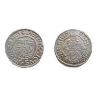 Ľudovít II. Jagelovský denár 1517 KG