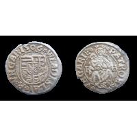 Vladislav II. Jagelovský denár 1506 KH